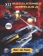 Starmada Admiral Edition: Battleships Armada