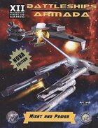 Starmada Nova Edition: Battleships Armada