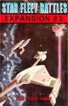 Star Fleet Battles Designer's Edition, Expansion #2