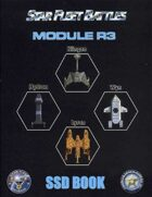 Star Fleet Battles: Module R3 SSD Book 2012 (B&W)