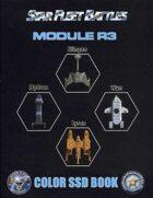 Star Fleet Battles: Module R3 SSD Book 2012 (Color)