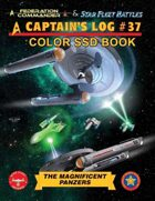 Captain's Log #37 Color SSDs