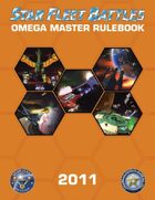Star Fleet Battles: Omega Master Rulebook 2011