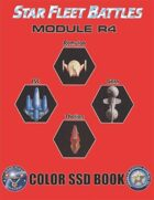Star Fleet Battles: Module R4 SSD Book (Color)
