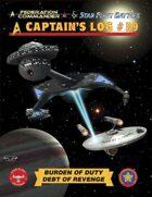 Captain's Log #39