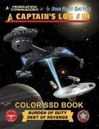 Captain's Log #39 Color SSDs
