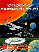 Captain's Log #11