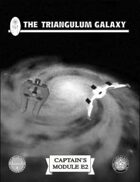 Star Fleet Battles: Playtest Module E2 - Triangulum Galaxy