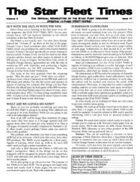Star Fleet Times #1-#5