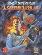 Captain's Log #13