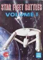 Star Fleet Battles Commander's Edition Volume I Revision 1