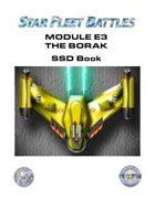 Star Fleet Battles: Playtest Module E3 - The Borak Star League SSD Book