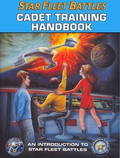 Star Fleet Battles Cadet Training Handbook Amarillo Design Bureau