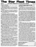 Star Fleet Times #6-#10