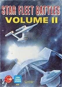 Star Fleet Battles Commander's Edition Volume II