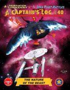 Captain's Log #40