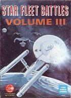 Star Fleet Battles Commander's Edition Volume III