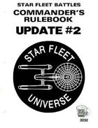 Star Fleet Battles Commander's Edition Update #2