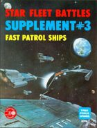 Star Fleet Battles Commander's Edition, Supplement #3