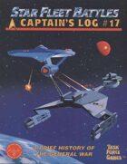Captain's Log #17