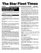 Star Fleet Times #46-#50