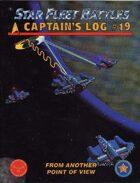 Captain's Log #19