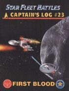 Captain's Log #23