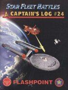 Captain's Log #24