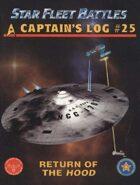 Captain's Log #25