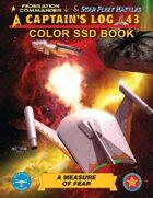 Captain's Log #43 Color SSDs
