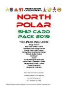 Federation Commander: North Polar Ship Card Pack