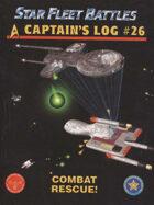 Captain's Log #26