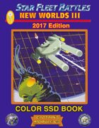 Star Fleet Battles: Module C3 - New Worlds III SSD Book (Color) 2017