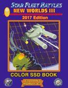 Star Fleet Battles: Module C3 - New Worlds III SSD Book (Color) 2017