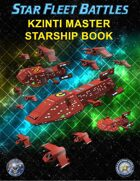 Star Fleet Battles: Kzinti Master Starship Book