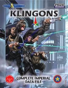 Klingons PD20 Modern
