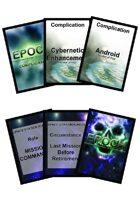 EPOCH: Frontier of Fear Card Deck