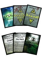EPOCH: The Experiment Continues Card Deck