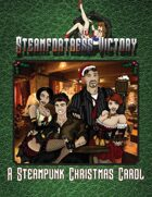 Steamfortress Victory: A Steampunk Christmas Carol
