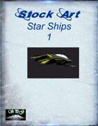 Stock Art Star Ships 1