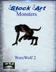 Stock Art Monsters