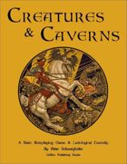 Creatures & Caverns 2nd Edition