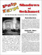 Shadows of Sekhmet