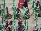 By the Left Flank!  Part 2  Skirmish Rules for the French and Indian War and the American Revolution