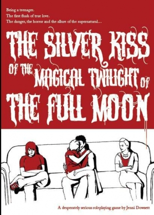 The Silver Kiss of the Magical Twilight of the Full Moon