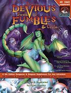 The Devious Book of Fumbles & Crits