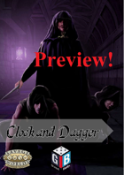 Clock and Dagger Preview