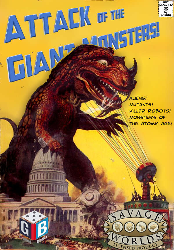 Attack of the Giant Monsters