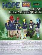HPS Aliens Character Pack