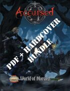 Accursed: World of Morden Hardcover Bundle [BUNDLE]